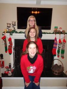 ChristmasGirls2015