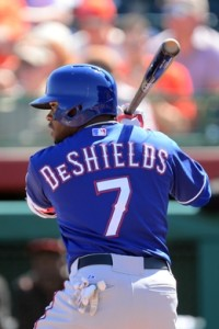 The Rangers' magic number is 7