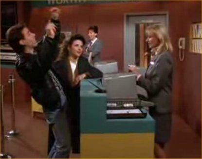 Seinfeld gets a Rental Car | Car Rental Excess Insurance