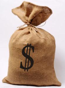 MoneyBagBurlap