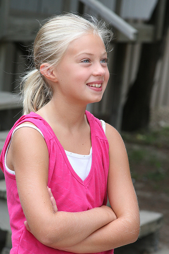 Carley Renae turns 11 today!