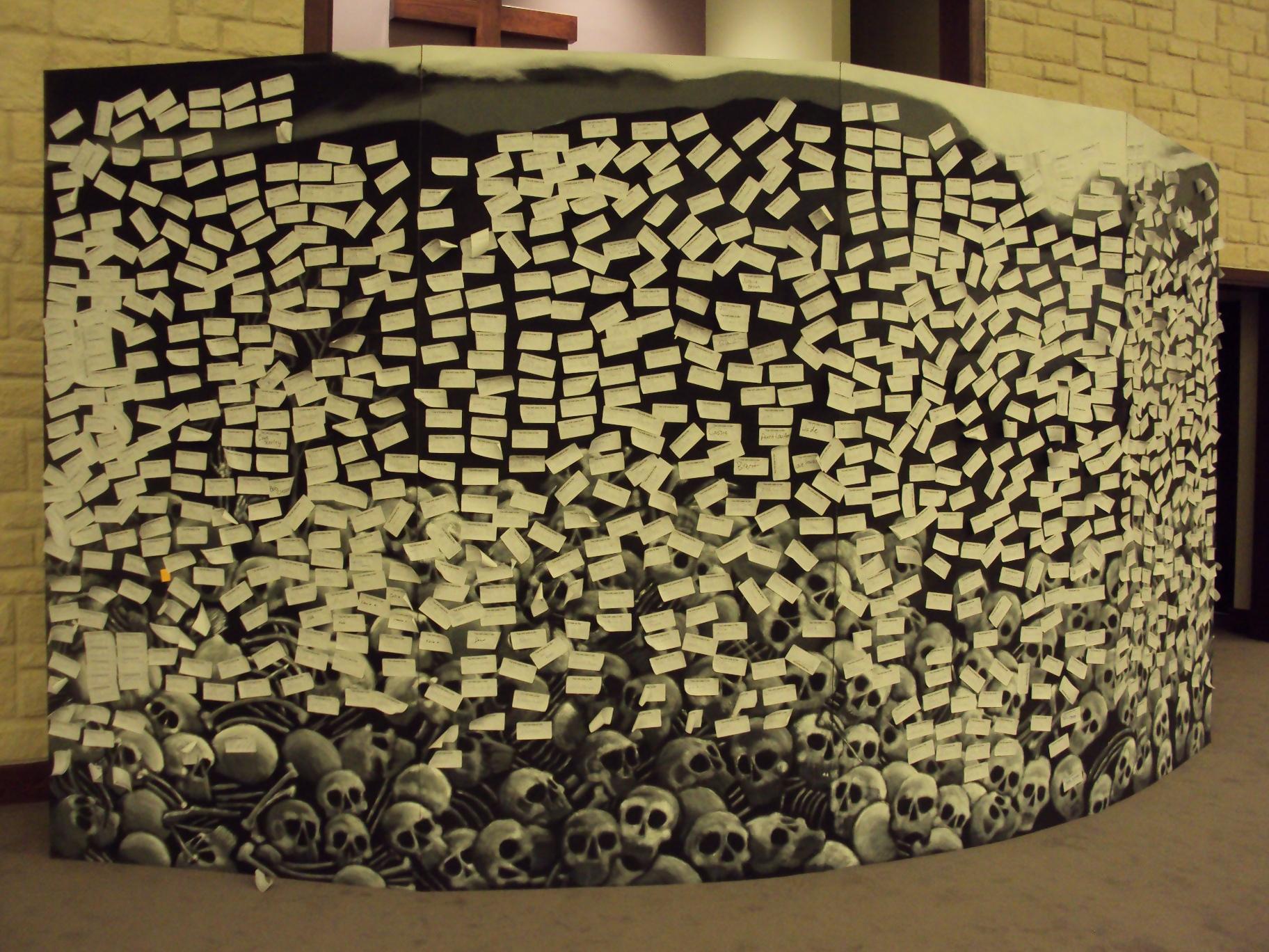 More than 5,000 names