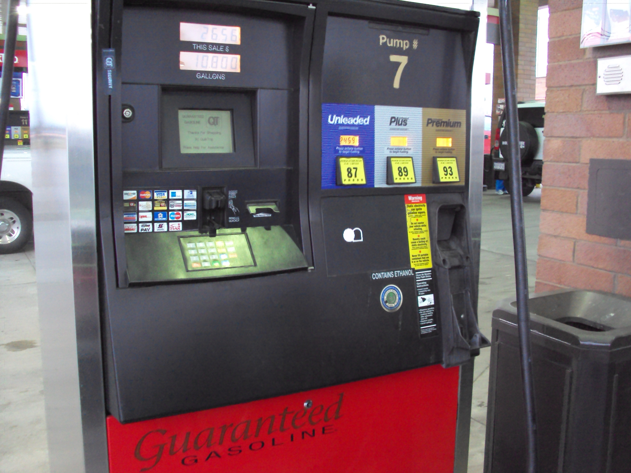 QT at Davis and Mid-Cities