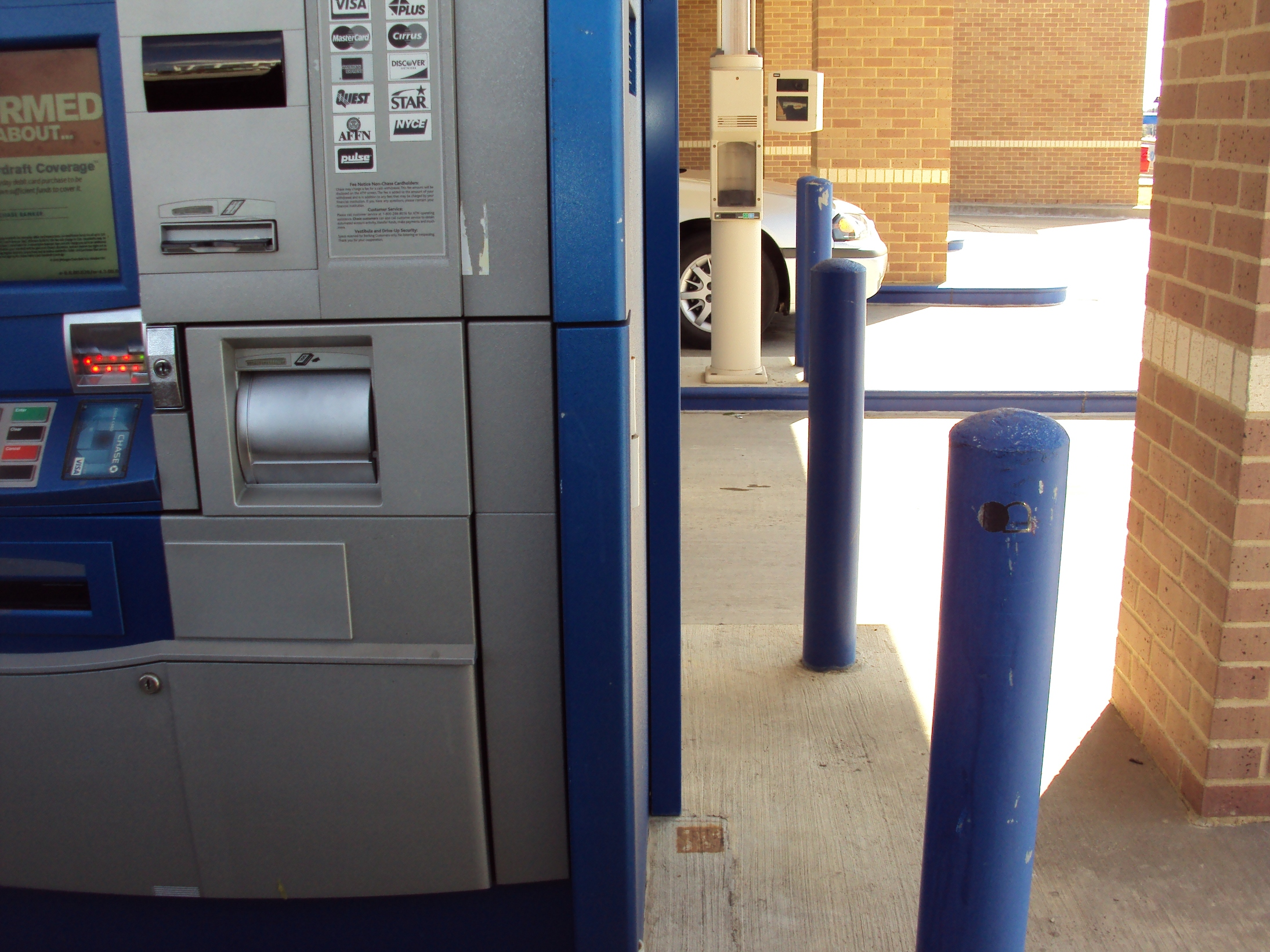 Bank Drive-Thru