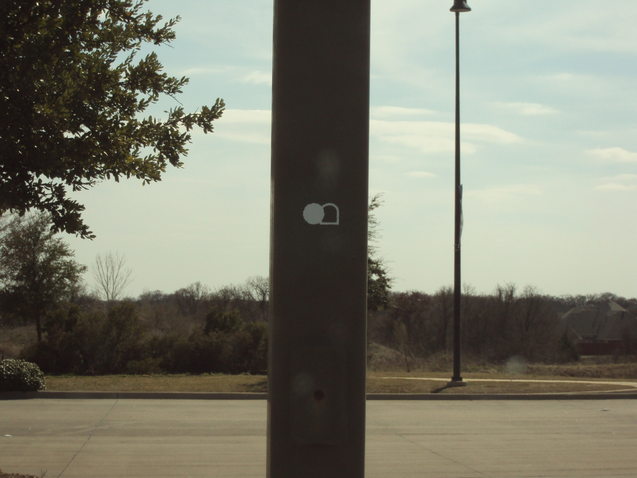 Pole at undisclosed location